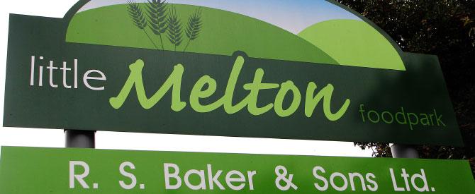 Melton Sign